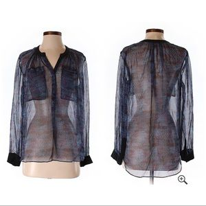 ‼️final no offers‼️Rebecca Taylor blouse